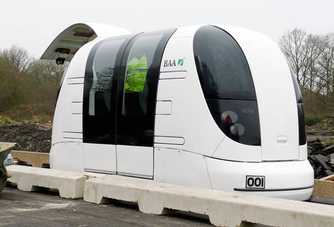 While talking about bullet trains, have we forgotten about the pod taxis that were promised?