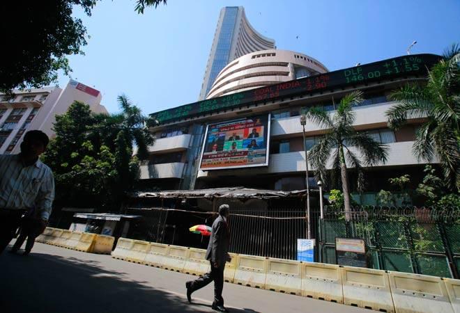 Sensex closes 32 points higher, Nifty above 10,300 level; midcaps lead gains