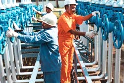 India's oil consumption growing