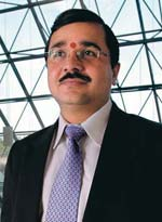 Amitabh Singh, Partner & Leader Global Mobility & Employment Taxes, Ernst & Young