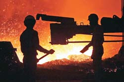 India among largest crude steel producer