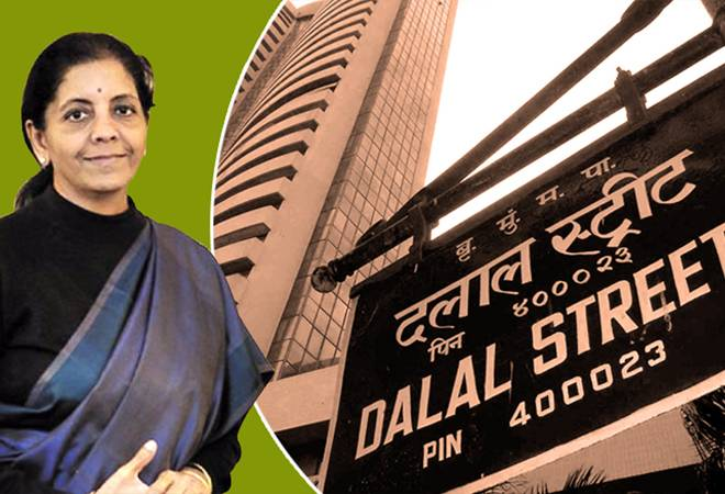 Share Market Update: Sensex ends 987 points lower; Nifty at 11,643 as Budget fails to cheer street