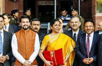 Nirmala Sitharaman relaxes ESOP tax, announces early-stage funding for start-ups