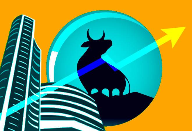 Budget 2019: Sensex rallies over 500 pts; Nifty nears 11,000 mark