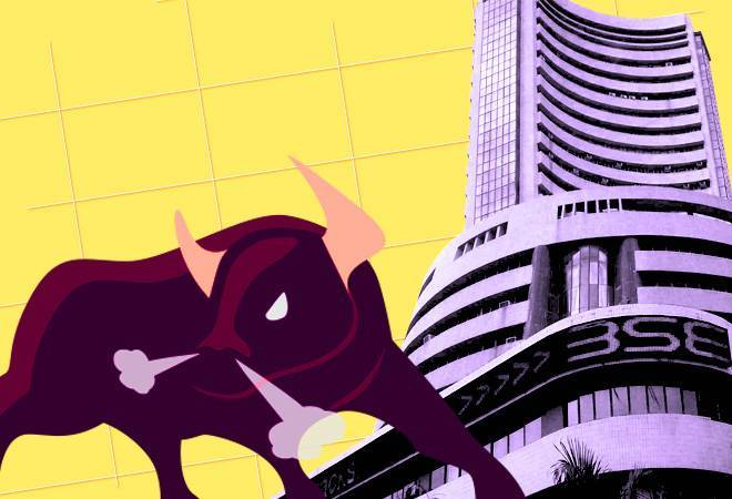 Sensex ends at record high, Nifty closes above 13,350 for first time