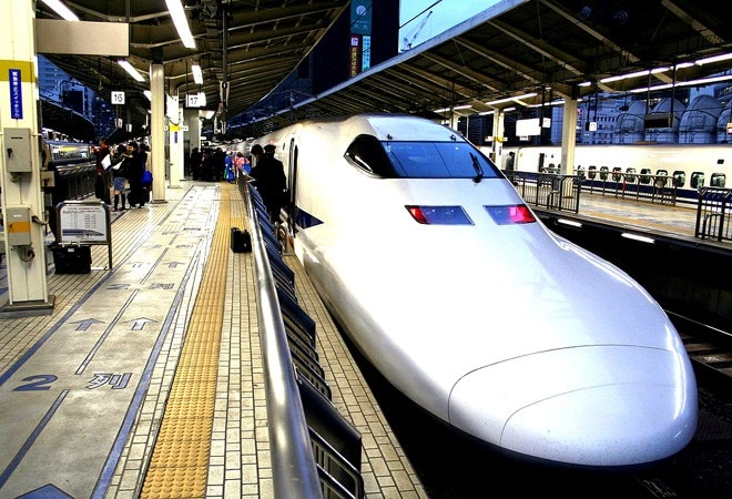 Tickets for Mumbai-Ahmedabad bullet train to cost around Rs 3,000