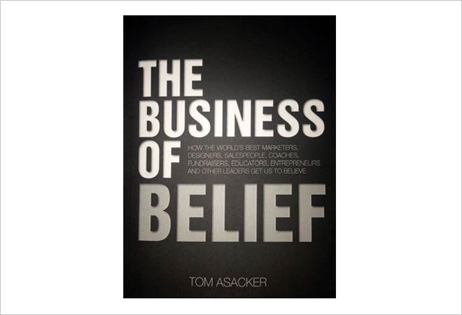 Book review: The Business of Belief by Tom Asacker
