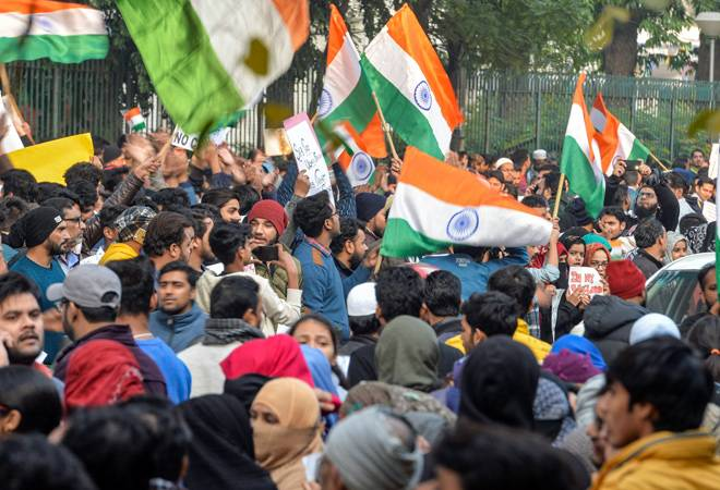 Delhi saw over 12,000 protests in 2019; highest in eight years