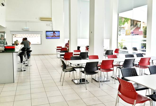 How office cafeterias are innovating to stay relevant in the COVID era