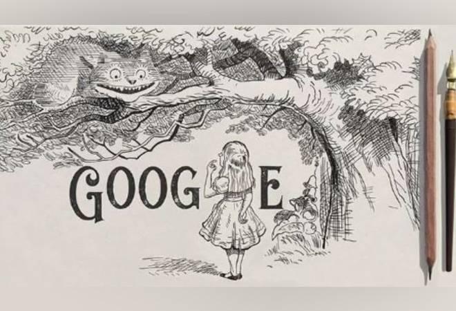 Google Doodle pays tribute to Alice in Wonderland illustrator Sir John Tenniel