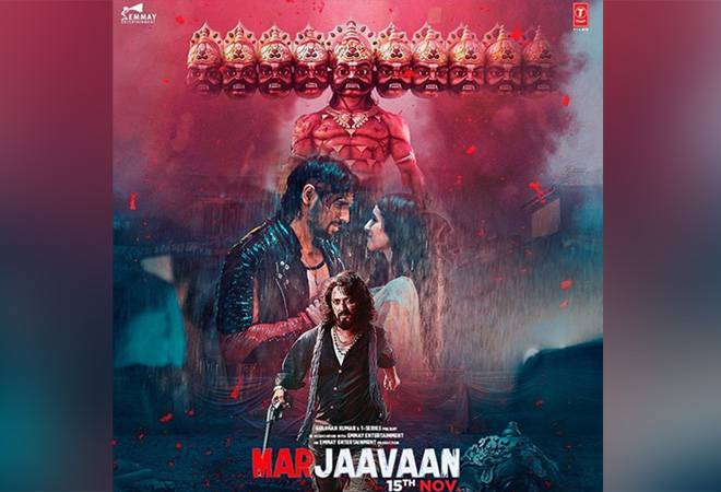 Marjaavaan box office collection Day 6: Sidharth Malhotra's revenge saga earns Rs 35 crore