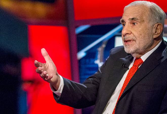 Carl Icahn sells over half his Herbalife stake for $600 million