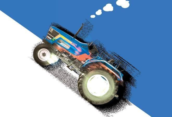 Slowdown Blues: Escorts tractor sales down 18.2% in April