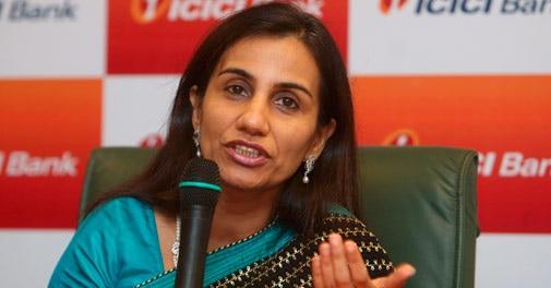 ICICI Bank CEO and Managing Director Chanda Kochhar