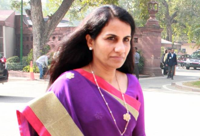 ICICI Bank files civil suit to recover Rs 12 crore from Chanda Kochhar