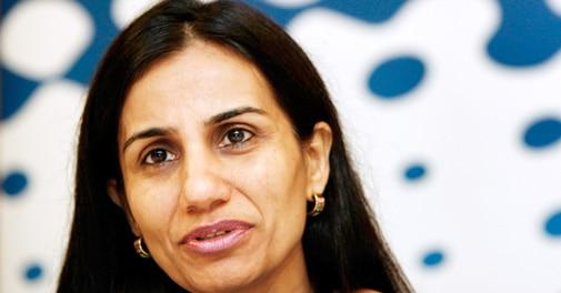 ICICI Bank Managing Director Chanda Kochhar