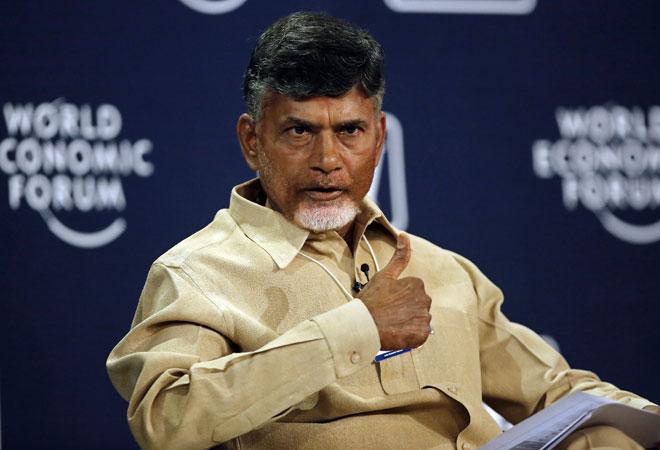 Andhra Pradesh CM CM N Chandrababu Naidu