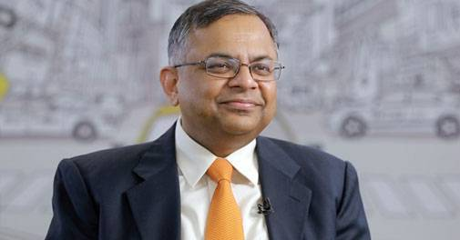 Can N Chandrasekaran create another TCS in consumer space?