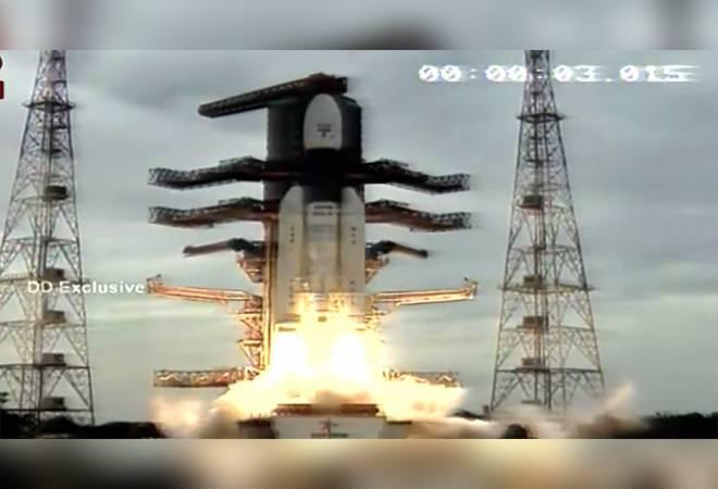 Chandrayaan-2 leaves earth's orbit, moves towards moon: ISRO