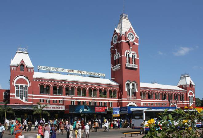 Chennai Central railway station to be renamed after MGR, announces PM Modi