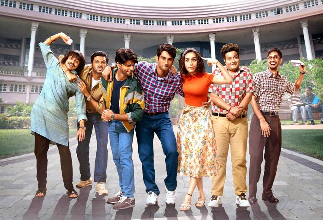 Chhichhore box office collection: Sushant Singh Rajput, Shraddha Kapoor's film opens to low occupancy; likely to earn Rs 6 crore
