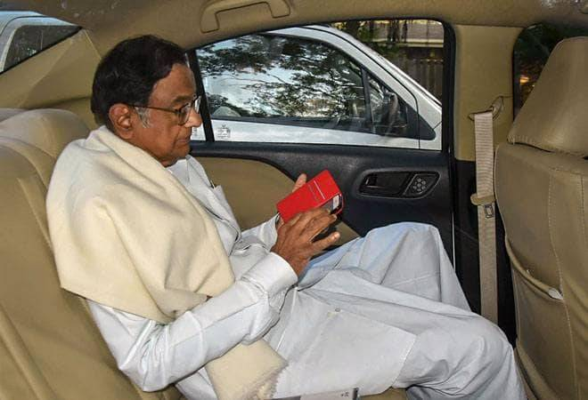 INX Media case: SC asks trial court to consider Chidambaram's request for interim bail