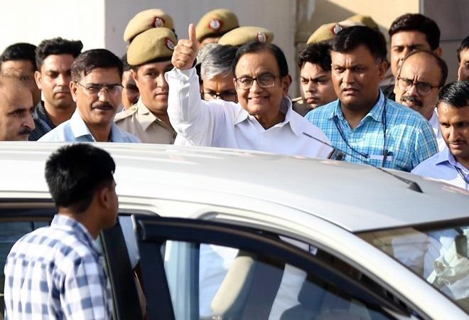 INX Media case: P Chidambaram submits bail bond, sureties before Delhi court
