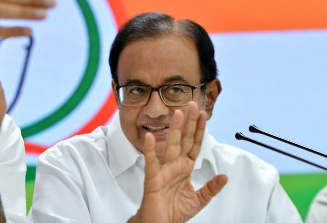 Only country not reaping lockdown strategy benefit appears to be India: Chidambaram