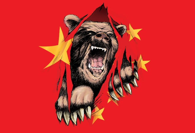 Bears in the China shop