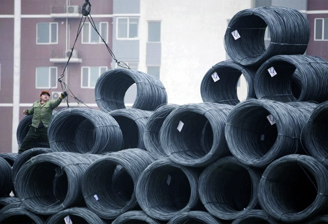 India's factory activity falls to 7-month low to 55.4 on COVID-19 resurgence
