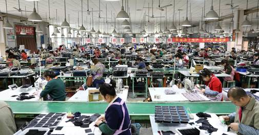 China's factories reopen, only to fire employees