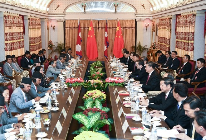 China, Nepal sign 20 deals in transport, agriculture, industry