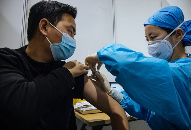 China begins COVID-19 vaccination drive; over 73,000 receive first shot