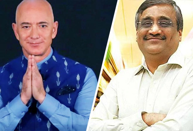 'Dog in a manger': Kishore Biyani's description of Amazon