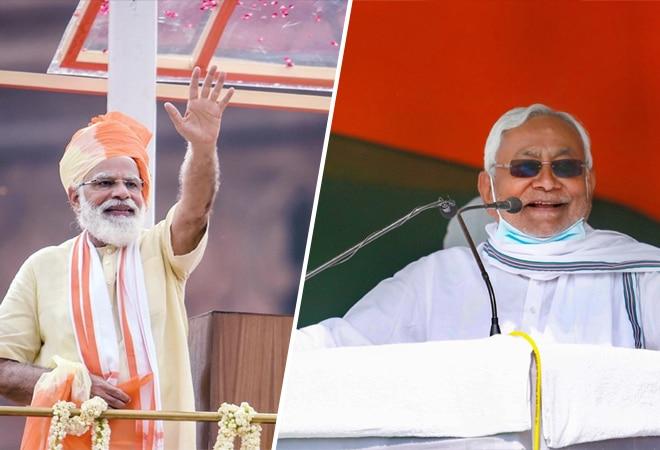 Bihar election results 2020: BJP ahead of Nitish Kumar's JD(U)