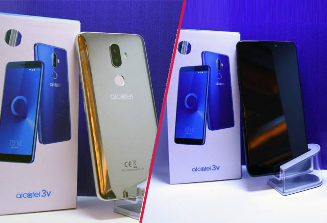 TCL Communication launches Alcatel 3V with a 6-inch 2K display at Rs 9,999