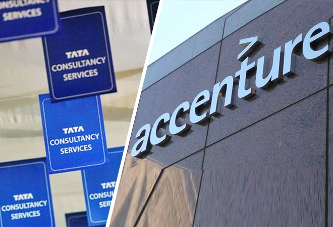 TCS pips Accenture to become world's most-valuable IT services firm