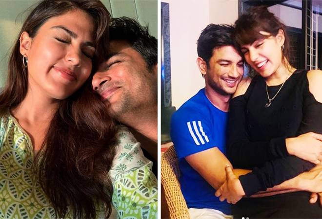 'Irreparable numbness in my heart': Rhea Chakraborty pens emotional note for Sushant Singh Rajput