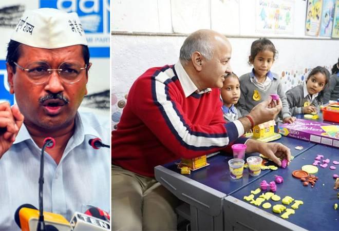 Arvind Kejriwal, Sisodia not invited for Melania Trump's Delhi govt school visit