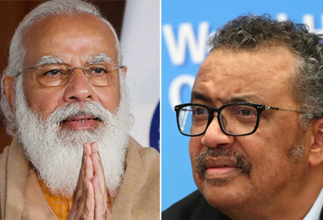WHO chief Tedros thanks India, PM Modi for supporting 'COVID-19 vaccine equity'