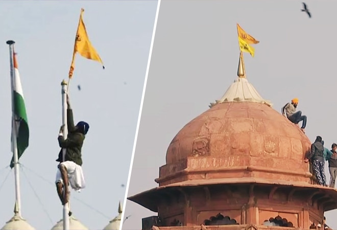 Punjab youngster's family lauds him for 'showing bravery' by unfurling Nishan Sahib at Red Fort