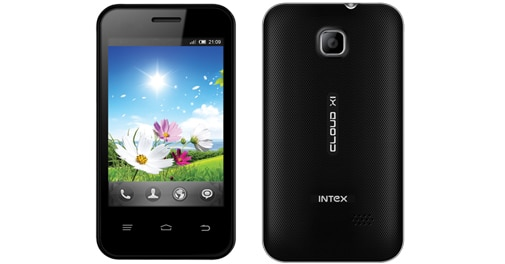 Intex launches smartphone at Rs 2,990