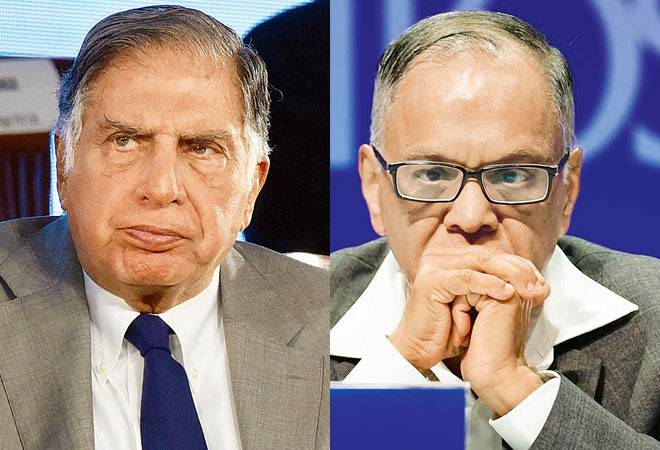 When Infosys got bitten by Tata bug