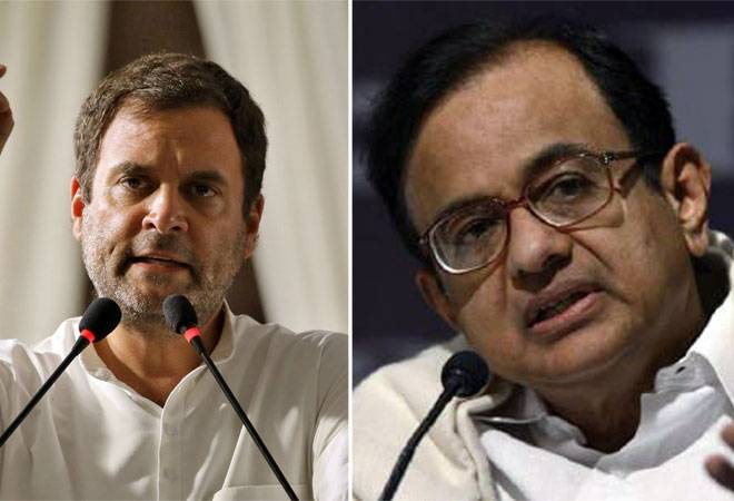Rahul Gandhi, P Chidambaram blame PM Modi for Yes Bank crisis