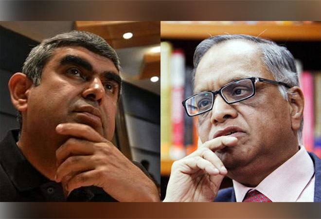 Infosys crisis: Vishal Sikka's resignation letter is a stinging attack on Narayana Murthy and others