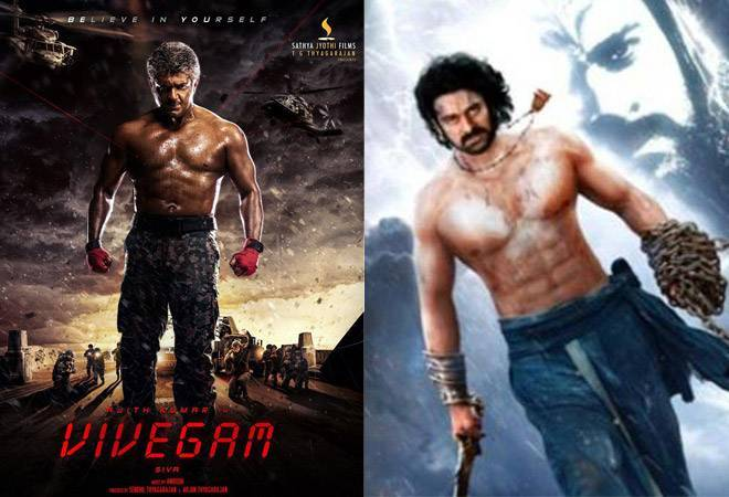 Vivegam Box Office: After Baahubali 2, Ajith's movie sets new records in worldwide collections