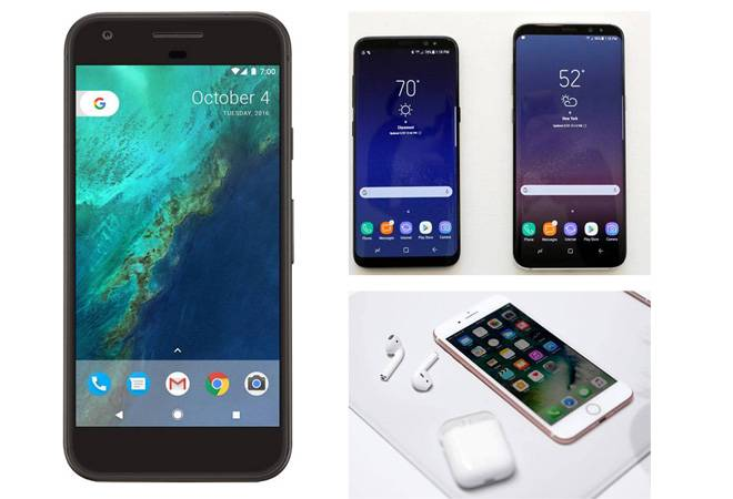 iPhone 7 Plus, Google Pixel XL, Samsung Galaxy S8: Which smartphone camera is the best? Here's a comparison