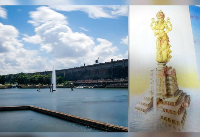 Karnataka plans an amusement park similar to Disneyland with a 125-ft statue of Cauvery