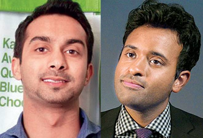 Two Indian-origin men rank in US young rich list
