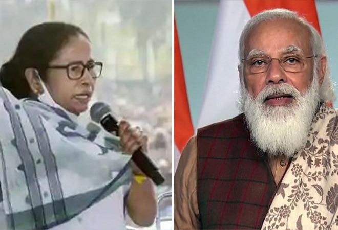 West Bengal elections 2021: PM Modi, Mamata Banerjee spar over death of 5 people in Cooch Behar